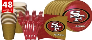 49ers Party City